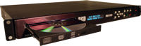 BCD DVD-1150 DVD Recorder with RS-232 control